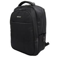 Navy Club Ransel Laptop 8232 - Hitam [Free Bag Cover] / Tas Terbaru