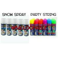 Party String | Snow Spray