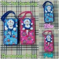Jual Tempat Tissue Mobil Tas/ Boneka Doraemon/ Biru/ Pink Murah