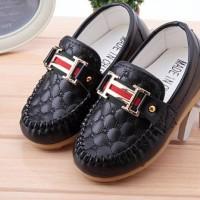 harga SHOB 0018 Sepatu Anak Import Korea New Hermes Black Hitam Tokopedia.com
