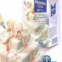Whipping Cream Impor Italy dan Halal Merk Monna Lisa