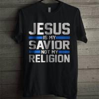 KAOS JESUS IS MY SAVIOR NOT MY RELIGION