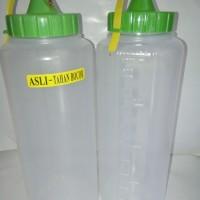 Botol Plastik Tempat Kecap dan Saus / Saos Owl Plast 1000ml/ 1L