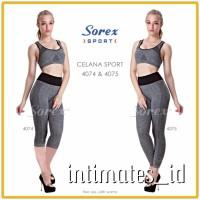 harga Celana Senam - Legging Sport - Celana Legging Sorex Art.4075 Tokopedia.com