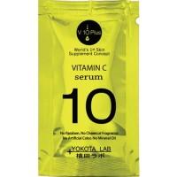 V10 Plus Vitamin C Serum - Kemasan Ekonomis