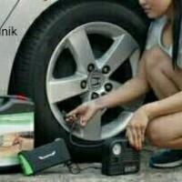 harga powerbank jumper aki bisa mompa ban mobil motor bus truk Tokopedia.com