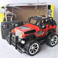 harga AA RC KING DRIVER JEEP OFFROAD MONSTER TRUCK BAN GEDE IMMORTAL FIGHTER Tokopedia.com