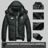 Jaket / Hoodie Waterproof Anthem LFC Black