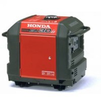 Honda Genset Silent Inverter Japan EU 30 is (3.0 KVA/Electric Starter)