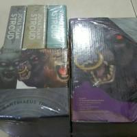 Novel box trilogi bartimaeus