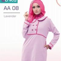 Atasan Busana Muslim Alnita AA-08 Lavender