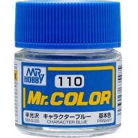 Mr Color 110 Character Blue (Semi-Gloss/ Primary)
