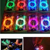 Jual Tali Sepatu LED Glow In The Dark Murah