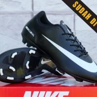 harga Sepatu Bola-Soccer Nike Mercurial Vapor 9 Hitam Full Tokopedia.com