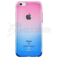 Baseus Amber Case for iPhone 6/6S Pink Blue
