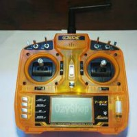 OrangeRx T-Six 2.4Ghz DSM2 Compatible 6ch Transmitter Mode 2