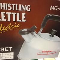 harga Teko listrik maspion/whisling kettle electric 24cm Tokopedia.com