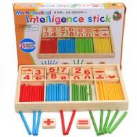 Mainan Edukatif Belajar Berhitung Matematika Intelligence Stick