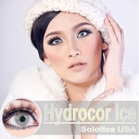 Softlens Avenue Hydrocor Gray (Ice) / Solotica Diameter 16mm