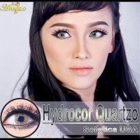 Softlens Avenue Hydrocor Quartzo (Gray-Green) / Solotica Diameter 16mm