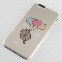 Pusheen Cat Balloon iPhone Case & All Case HP