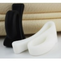 V-tie Plastic Handbag Key Clip Holder 2pcs
