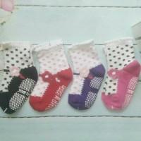 Harga 3d sock flower kaus kaki bayi balita | WIKIPRICE INDONESIA