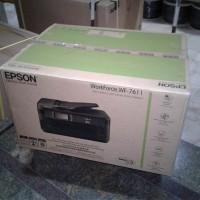 Printer Epson Wf-7611 Garansi Resmi