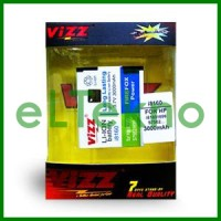 Baterai Vizz Samsung Galaxy S3 Mini i8190 / i8160 Batre Double Power
