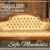 Sofa Minimalis Mawar