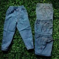 Celana Jogger Jeans / Celana Panjang Anak / Celana Panjang Jeans Anak