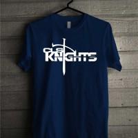 Tshirt / Kaos Basket / IBL / CLS Knights / keren
