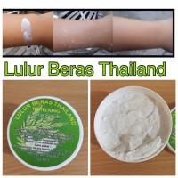 LULUR BERAS THAILAND / PEMUTIH DAN PELEMBUT TUBUH