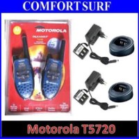 WT Walky Talkie Motorola T5720 Way Radios TALKABOUT