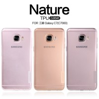 Nillkin TPU Case (Nature TPU) - Samsung Galaxy C7 (C7000)