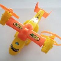 Mainan Helikopter baling baling ganda