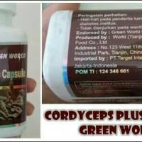 CORDYCEPS PLUS CAPSULE/OBAT PARU/TBC/PEROKOK