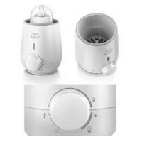 PHILIPS AVENT FAST BOTTLE WARMER NEW SCF355