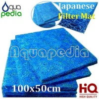 Media Filter Japanese Filter Mat 100 x 50 cm Japmat 100x50