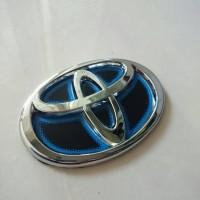 Jual Emblem Logo Toyota Hybrid Murah