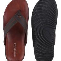 harga Yongki Komaladi Fuxsoy Sandals - Cokelat Tokopedia.com