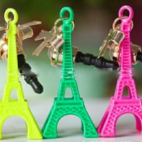 harga Eiffel Tower Pluggy  - Gantungan Hp - Dust Plug - Ear Plug Tokopedia.com
