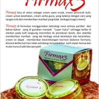 FIRMAX3 / FIRMAX 3 / FIRMAX Cream Ajaib / cream awet muda