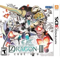 3DS 7TH DRAGON III CODE: VFD (LAUNCH EDITION)