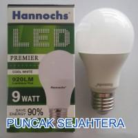 Lampu LED Hannochs 9w 9 watt