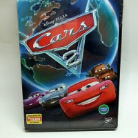 Disney PIXAR CARS 2 Vision Original DVD