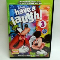Disney HAVE A LAUGH! Volume 3 Vision Original DVD
