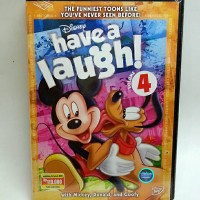 Disney HAVE A LAUGH! Volume 4 Vision Original DVD