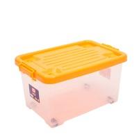 Box plastik utk menyimpan serbaguna (container box) Shinpo Sky CB 45
