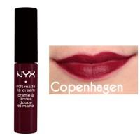 NYX005 - NYX Soft Matte Lip Cream (Copenhagen)